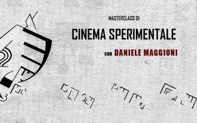 Masterclass di cinema sperimentale