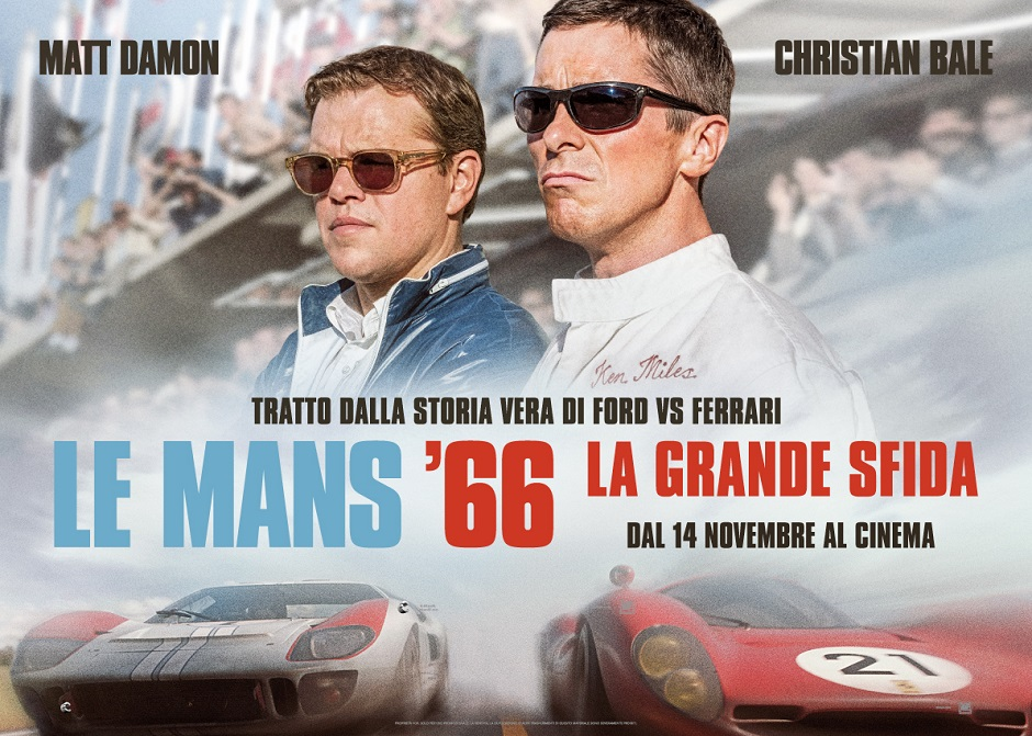 Le Mans '66 La grande sfida – James Mangold (recensione)