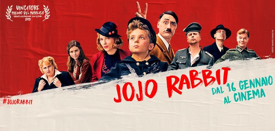 Jojo Rabbit – Taika Waititi (recensione)