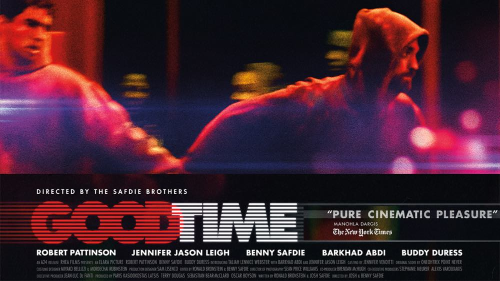 good time locandina
