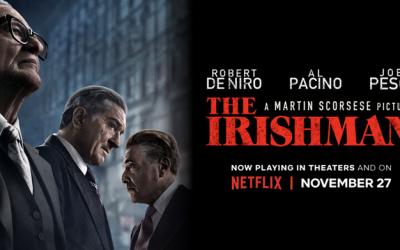 The Irishman – Martin Scorsese (recensione)
