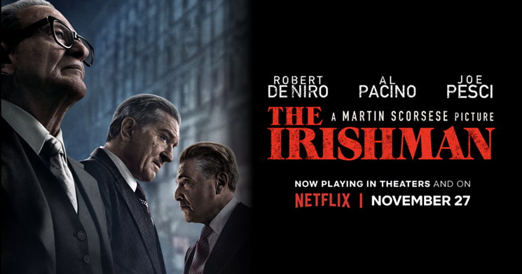 The Irishman – Martin Scorsese (recensione)